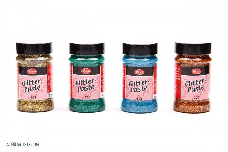 3d Glitter Gel 90ml Hobbycrafts Viva Decor Best