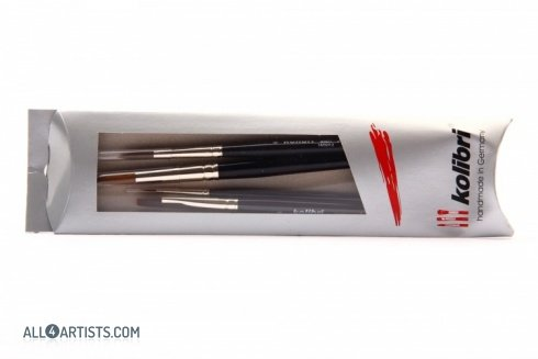 Artline Kolibri Brush Set