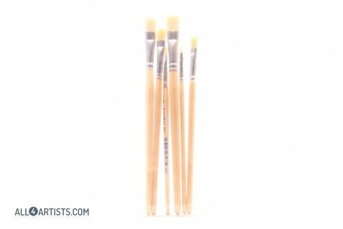School brush set Kolibri