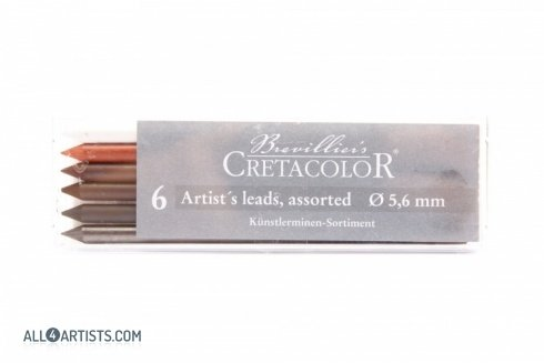 Cretacolor Artists Leads Set 5.6mm