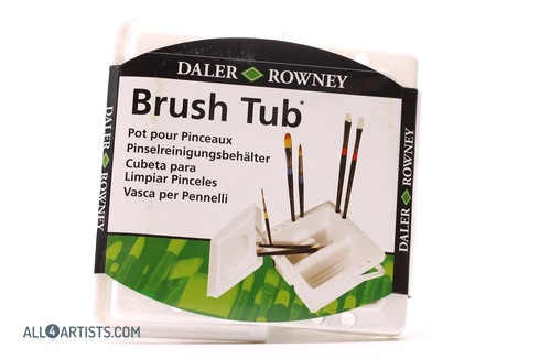 Brush Washer Tube Daler Rowney