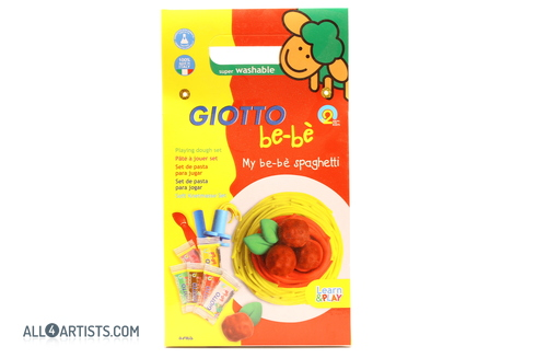 Giotto My be-be spaghetti play dough set