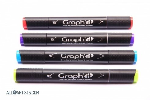 Graph'it markers