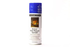 Artists Clear Picture Varnish Spray Daler Rowney 400 ml