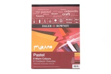 Murano Pastel Warm Colours Pad