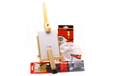 Daler Rowney Simply Oil Creative Easel Set