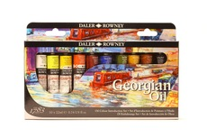 Daler Rowney Georgian Oil Introduction Set 10x22ml