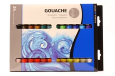 Daler Rowney Simply Gouache Set 24x12ml