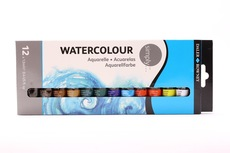 Daler Rowney Simply Watercolour Set 12x12ml