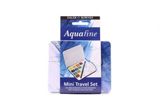 Daler Rowney Aquafine Travel set 10 pcs