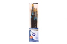 Aquafine Watercolour Brushes Wallet Set