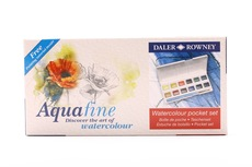Daler Rowney Aquafine Pocket Set