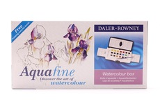 Daler Rowney Aquafine Half Pan Slider Set