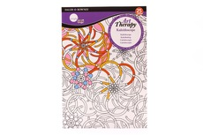 Art Therapy Colouring Books Daler Rowney