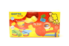 Giotto be-be My Snail Modelling set