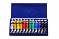 Maimeri Tempera Fine Plastic Box 12x20ml